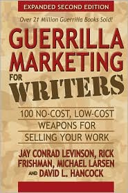 Book Video Announcement - Guerrilla Marketing for Writers