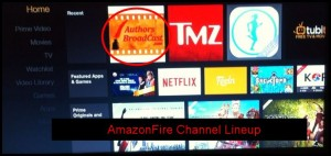 amazon Fire channel screenshot